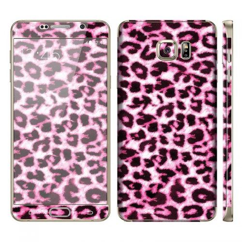 Pink Leopard - Galaxy Note 5 Phone Skin