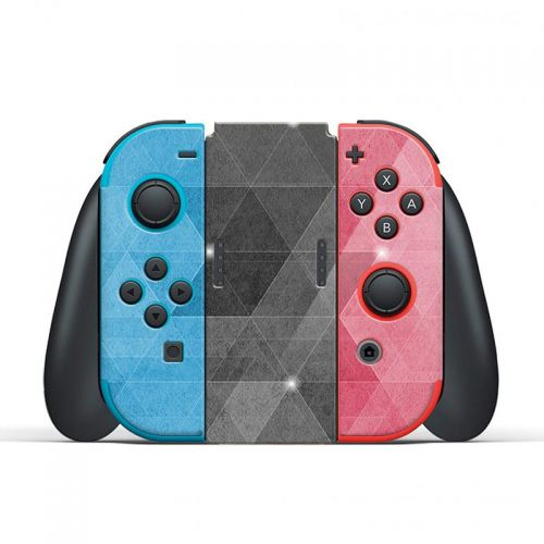 Abstract Tri-Pattern (Switch)
