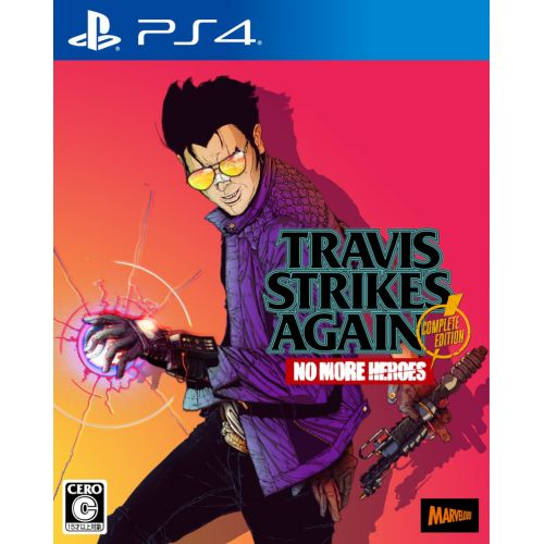 (Sold Out) 【PS4】Travis Strikes Again: No More Heroes (Chinese)
