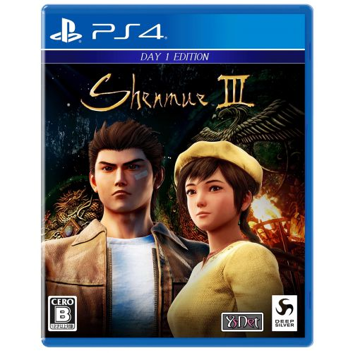 (Sold Out) 【PS4】Shenmue 3 (Chinese)