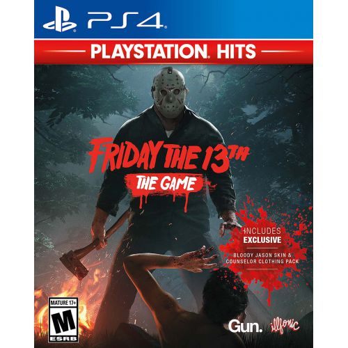 (Sold Out) 【PS4】Friday the 13th [The Game PS Hits]