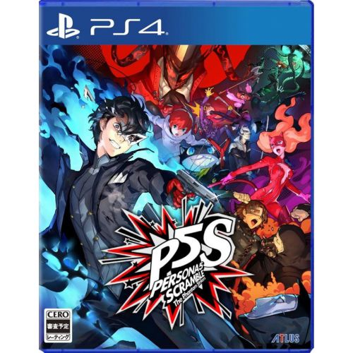 【PS4】Persona 5 Scramble: The Phantom Strikers