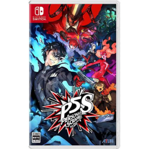 【Switch】Persona 5 Scramble: The Phantom Strikers (Limited Edition)